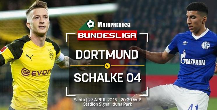 Prediksi Borussia Dortmund vs Schalke 04 27 April 2019