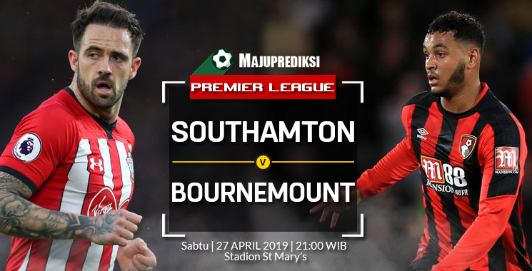 Prediksi Southampton Vs AFC Bournemouth 27 April 2019