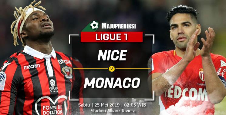 Prediksi Nice Vs AS Monaco 25 Mei 2019