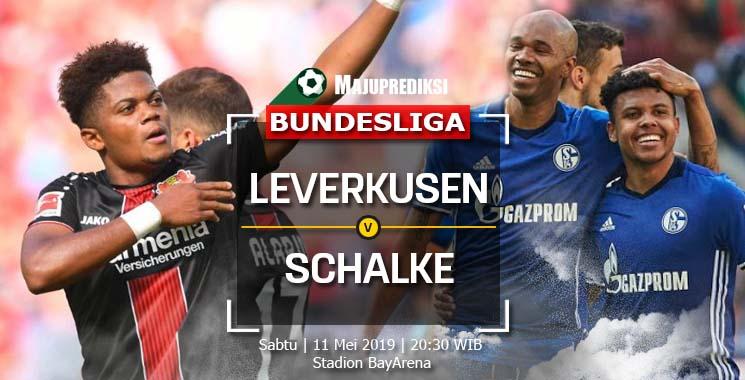 Prediksi Bayer Leverkusen Vs Schalke 04 11 Mei 2019
