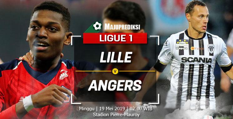 Prediksi Lille vs Angers 19 Mei 2019
