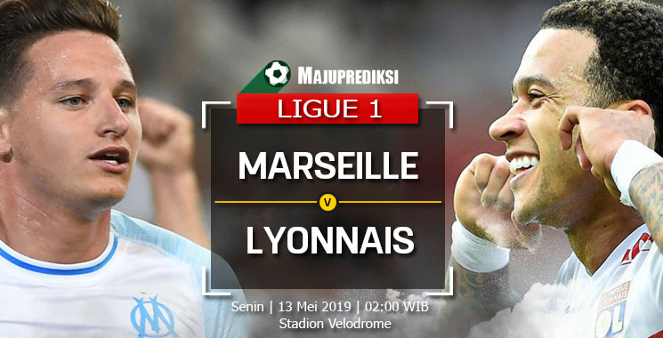 Prediksi Olympique Marseille Vs Olympique Lyonnais 13 Mei 2019