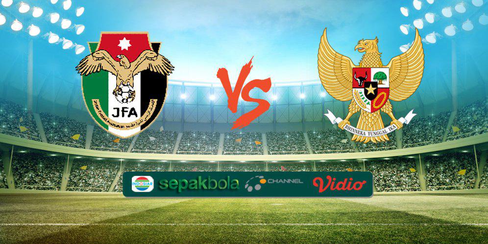 Bola Indonesia, Rekor Pertemuan Dari Yordania vs Timnas Indonesia Live