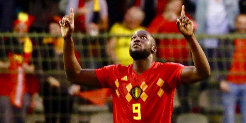 Hasil Kualifikasi Euro 2020: Belgia vs Skotlandia Skor 3-0