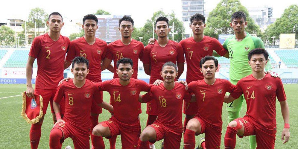 Hasil Meron Cup 2019, Timnas Indonesia U-23 Kalahkan Filipina 5-0