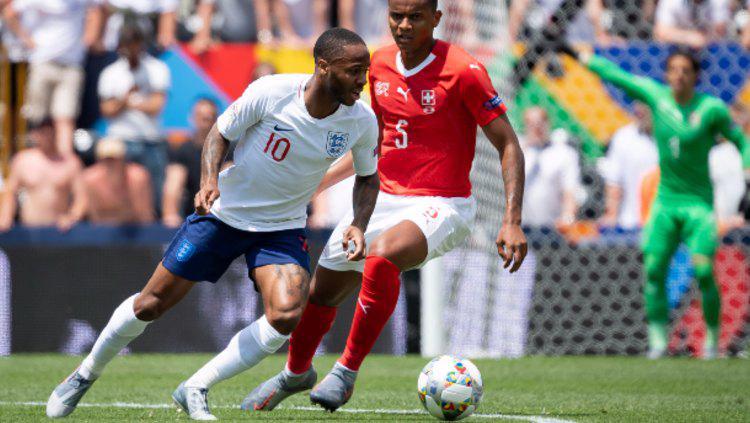 Hasil Pertandingan Kualifikasi Euro 2020 : Swiss vs Inggris: 0-0 (Pen 5-6)