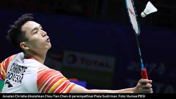 Jonatan Christie Berhasil Melaju Pada Final Australia Open 2019