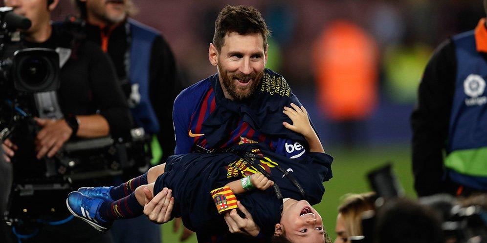 Lionel Messi Puncaki Daftar Atlet Terkaya Dengan Bayaran Terbesar