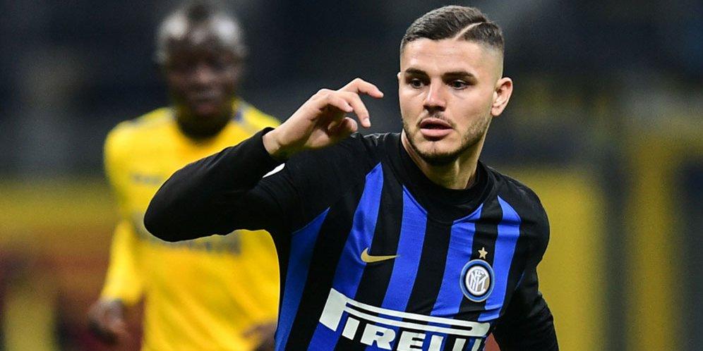 Mauro Icardi Tidak Ingin Meninggalkan Inter Milan