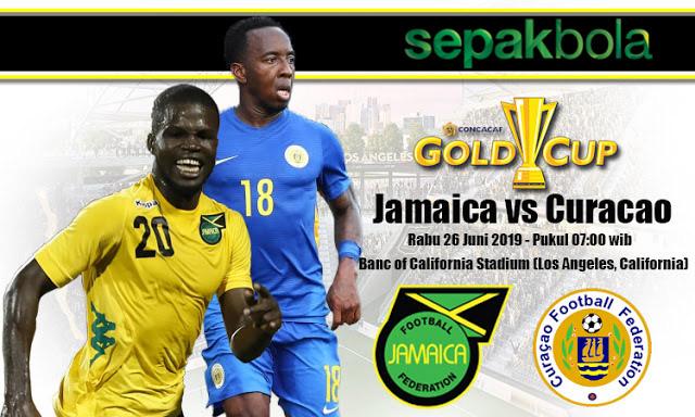 Prediksi Bola Jitu Jamaica vs Curacao 26 Juni 2019 CONCACAF