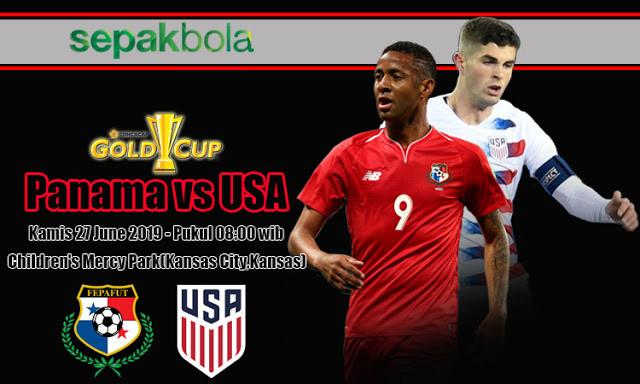 Prediksi Bola Jitu Panama vs USA 27 Juni 2019 CONCACAF