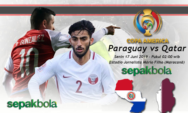 Prediksi Bola Paraguay vs Qatar 17 Juni 2019