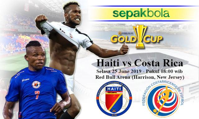 Prediksi Bola Skor Haiti vs Costa Rica 25 Juni 2019