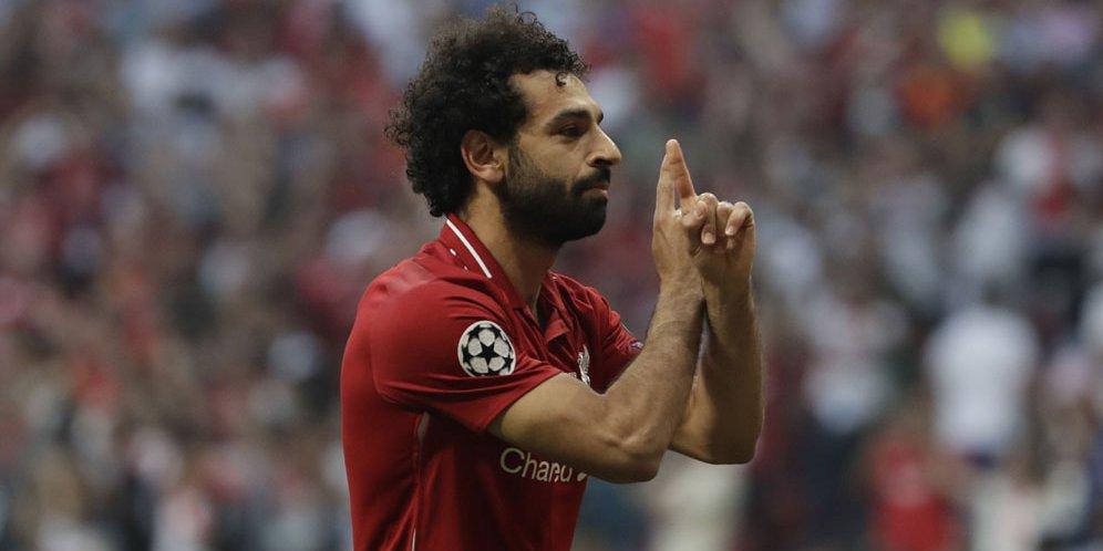 Real Madrid Ajukan Nilai 200 Juta Pound Untuk Mohamed Salah
