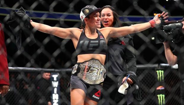Inilah Sosok Amanda Nunes, Petarung MMA Wanita Terhebat