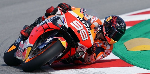 Lorenzo Absen di Balapan MotoGP