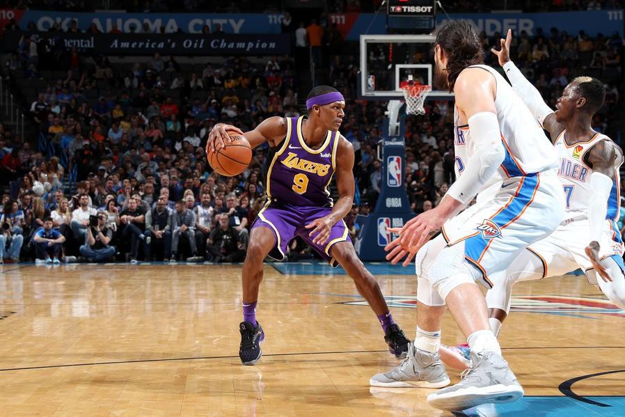 Pemain Los Angeles Lakers, Rajon Rondo Akan Bertahan