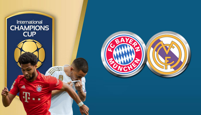 Prediksi Bola Bayern Munchen vs Real Madrid 21 Juli 2019
