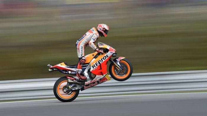 Hasil MotoGP Republik Ceko: Marc Marquez Juara