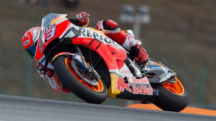 Marquez Berhasil Rebut Pole MotoGP di Republik Ceko