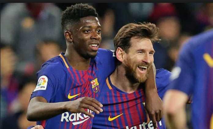 Messi Kritik Ousmane Dembele Agar Lebih Disiplin