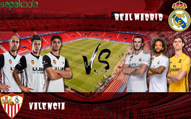 Prediksi Skor Bola Sevilla vs Real Madrid September 2019
