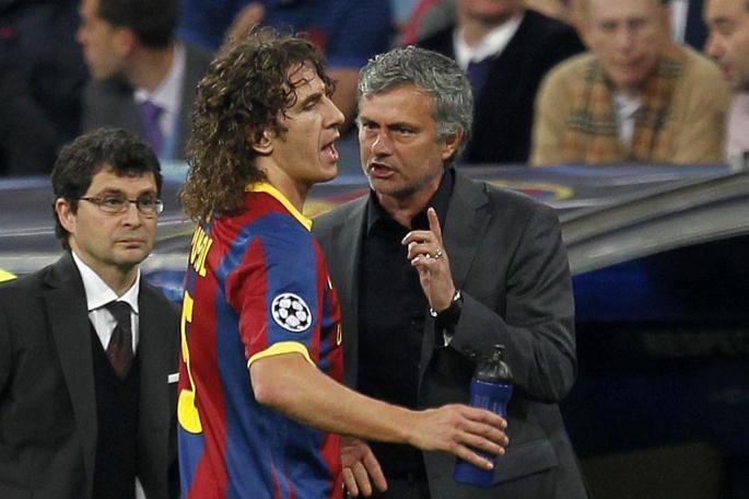 Eto'O Bayangkan Jose Mourinho Melatih Barcelona Kembali