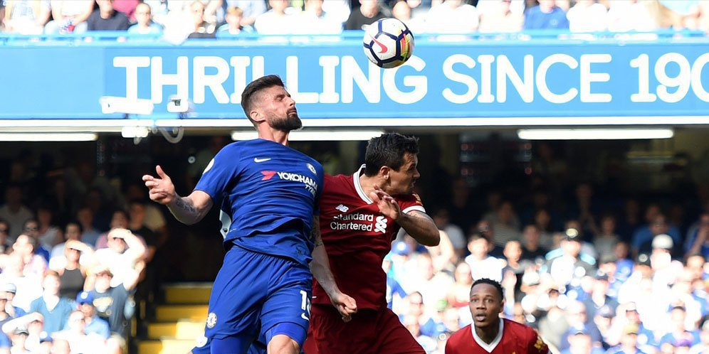 Hasil Pertandingan Chelsea vs Liverpool : Skor Akhir 1 - 2