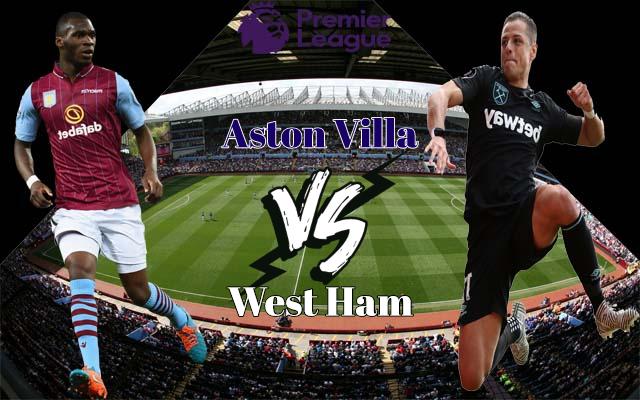 Prediksi Skor Bola Aston Villa vs West Ham 17 September 2019