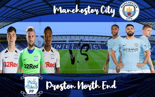 Prediksi Skor Bola Preston vs Manchester City 25 September 2019