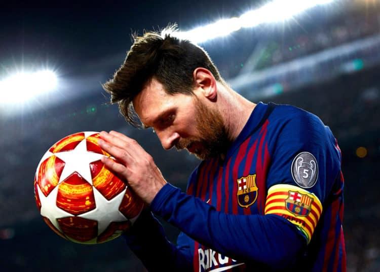 Membuat Gol Bukan Yang Terpenting Untuk Messi, Kenapa?