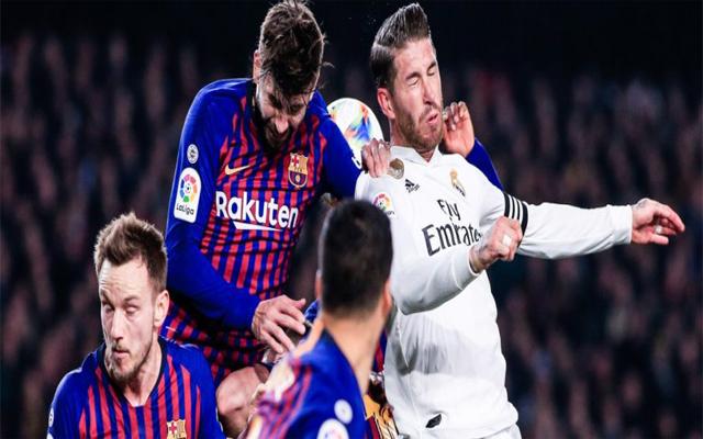 Jadwal El Clasico Barca Madrid Terancam Diundur Lagi