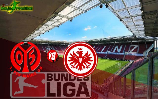 Prediksi Skor Bola Mainz 05 vs Frankfurt 03 Desember 2019