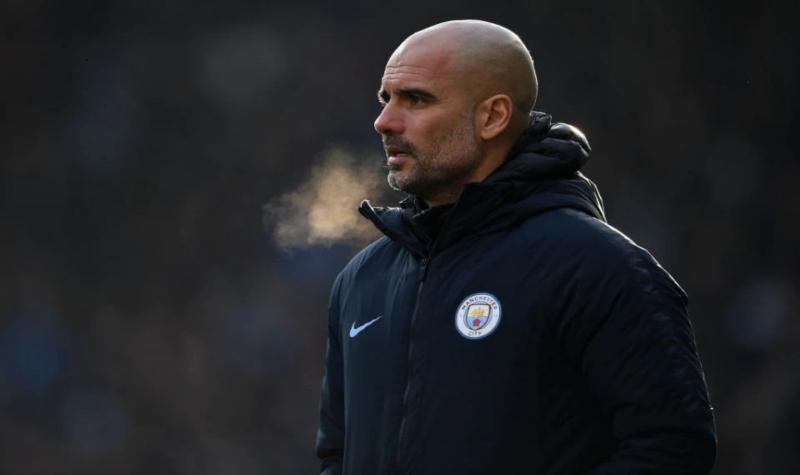Jimat Keberuntungan Pep Guardiola Tidak Bekerja di Manchester City