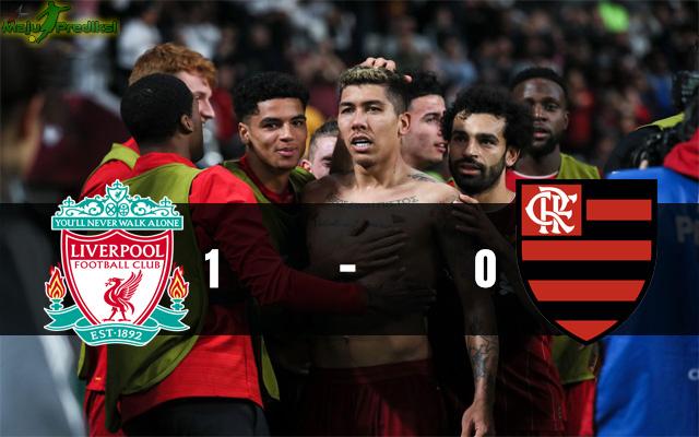 Hasil Pertandingan Liverpool vs Flamengo : Skor Akhir 1 - 0